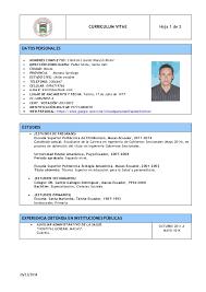 Curriculum Vitae Atual Download Plks Tk