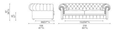 chesterfield sofa dimensions. Unique Dimensions 3 Seater Sofa Intended Chesterfield Sofa Dimensions R