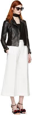 fendi black leather studded jacket women fendi hoo multicolor amazing selection