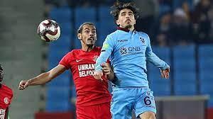 Trabzonspor kupada Ümraniyespor'a konuk oluyor