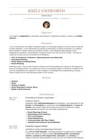 Event Planner Resume Template 11 Free Samples Examples Format Event