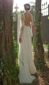 42 backless wedding dresses that wow happywedd com