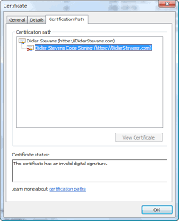 Making A Certificate Howto Make Your Own Cert With Openssl Didier Stevens