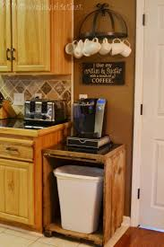 Kitchen Coffee Station Best 25 Home Coffee Stations Ideas On Pinterest Tea Station