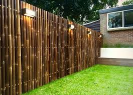 15 modern house fence designs with