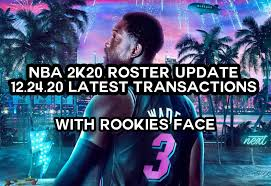 NBA 2K20 Roster Update with All Rookies ...