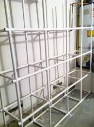 diy saay pvc tote storage organizer