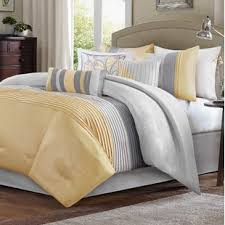 gray and yellow bedding.  Yellow Quickview With Gray And Yellow Bedding N