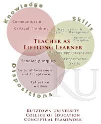 teacher as a lifelong learner university knowledge communication critical thinking skills organizaation and