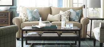 beach cottage furniture coastal. Fabric Sofas And Couches By Home Furnishings Sofa Beach Type Bedroom Furniture . Theme Coastal Cottage