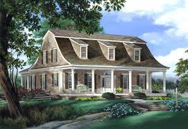 Site Built Gambrel Roof CottageGambrel Roof Plans