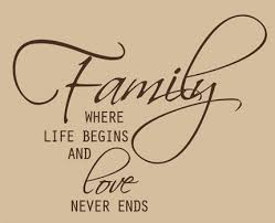 Family Life Quotes Cool Family Quotes Sayings On Life Family Wall Art