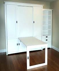 murphy bed office desk. Office Desk Bed A Full Image Combo Ideas Examples Video Plans Bedroom Murphy C