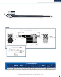 linear actuator wiring linear actuator tal series wiring diagram linear actuators ph 800 fax 704 pdf pdf linear actuator wiring linear actuator tal series