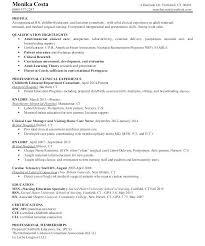 Rehab Nurse Resume Awesome Medical Surgical Nurse Resume Sample Registered Nurse Resume Sample