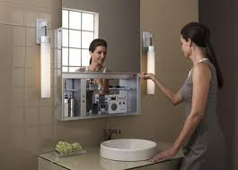 Modern Bathroom Medicine Cabinets UpLift by Robern DigsDigs