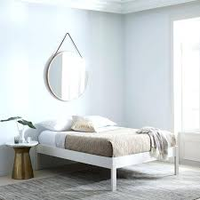 simple bed plans. Simple Bed Frames Frame Tall White Plans