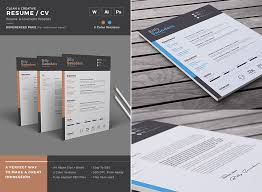 Creative Resume Templates For Microsoft Word Gorgeous 28 Professional MS Word Resume Templates With Simple Designs