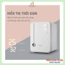 Máy tiệt trùng, sấy khô bình sữa bằng tia UV LED, Haenim PREMIUM Hàn Quốc - Máy  tiệt trùng bình sữa