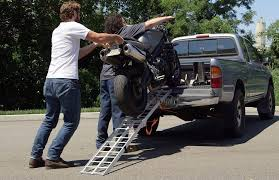 How to load a motorcycle into a truck: Tips and tricks - RevZilla