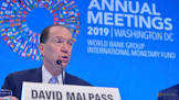 World Bank head urges countries to sign COVID-19 vaccine contracts now