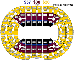 Quicken Loans Seating Chart Monster Jam Quicken Loans Arena Daily Deals For Men