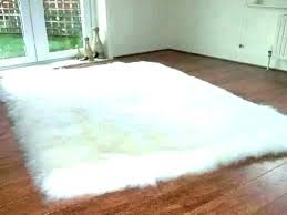 white fur carpet white fur carpet fluffy white rug white fur rug white faux fur rug