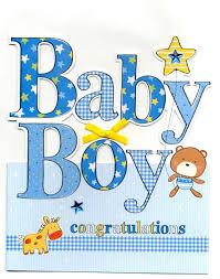 Newborn Congratulation Card Card For New Baby Boy Under Fontanacountryinn Com