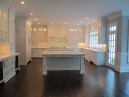Kitchen Wainscoting Traditional Kitchen With Wainscoting Subway Tile In New Canaan