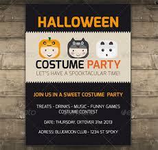 Halloween Party Flyer Ideas Gastro Design