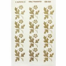 <b>Трансфер Cadence</b> Элемент цветочек — купить по выгодной ...