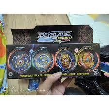 Đồ chơi con quay beyblade hasbro Premium Collection chính hãng