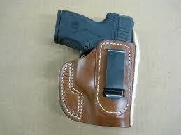 iwb sheepskin leather in the waist iwb concealment holster