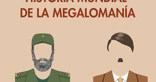 Resultat d'imatges de megalomania