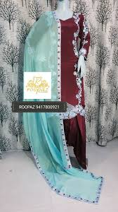 Designer Dresses In Ludhiana Pin By Roopaz On Ludhiana Trends Salwar Suits Indian