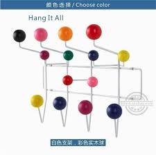 Ball Coat Rack Furniturehang It Allcoat Hangerwall Hookball Coat Rackmetal 76
