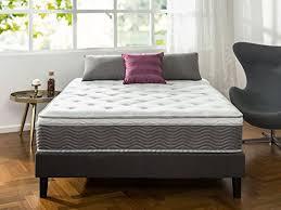 mattress 12 inch. zinus 12 inch performance plus spring mattress