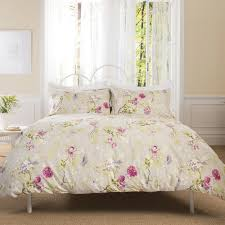 patricia rose harrogate duvet cover set vintage cottage style bedding pretty pinks and lilac