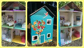 doll furniture recycled materials. How To Make A Dollhouse From Shoebox - Using Recycled Materials YouTube Doll Furniture