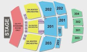Ford Amphitheater Seating Chart Everyday Power Blog Latest Ford Amphitheater At Coney