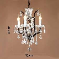 antique french crystal chandelier antique french mini 4 arms crystal chandelier empire vintage style chandelier for