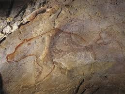 recess of the bears chauvet cave