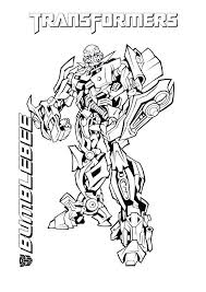 Transformers Coloring Page For Kids Transformers Coloring Sheets