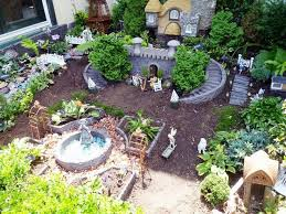 Small Picture 17 Best images about Fairy Garden on Pinterest Fairy gardening