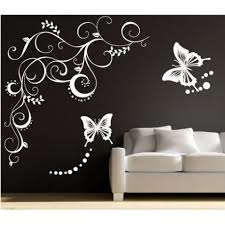 >large butterfly wall sticker butterflies wall decal for your bedroom  large butterfly wall art stickers wall decals