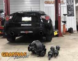 Ford 8.8 Rear End - Differential Swap Kit Subaru BRZ, Scion FRS ...