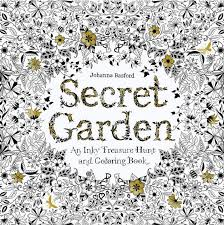 Color the pictures online or print them to color them with your paints or crayons. Grow Your Own Secret Garden As You Enjoy This Relaxing Coloring Book