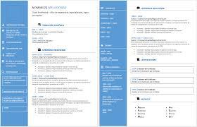Curriculum Vitae Ejecutivo Ejemplos Formatos Y Plantillas Gratis