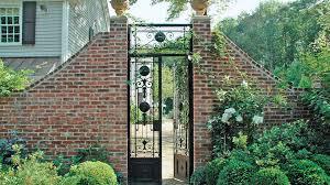 Small Picture Seductive Garden Gate Entranceway Randle Siddeley
