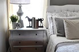 A Guest Bedroom Makeover in Grays | How to Decorate